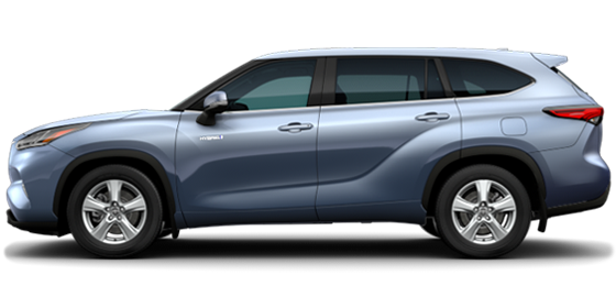 2020 Toyota Highlander Hybrid Image