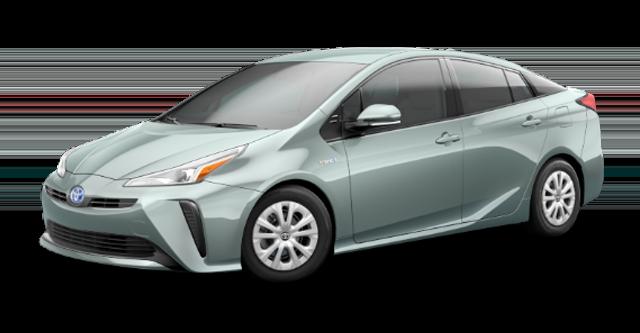 New 2020 Toyota Prius Liftback