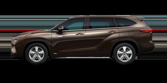 2021 Toyota Highlander Hybrid LE FWD