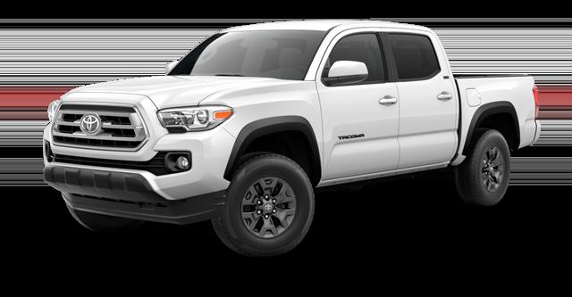 New 2021 Toyota Tacoma Double Cab SR5