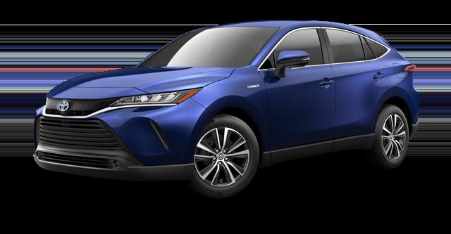 New 2021 Toyota Venza Hybrid LE AWD