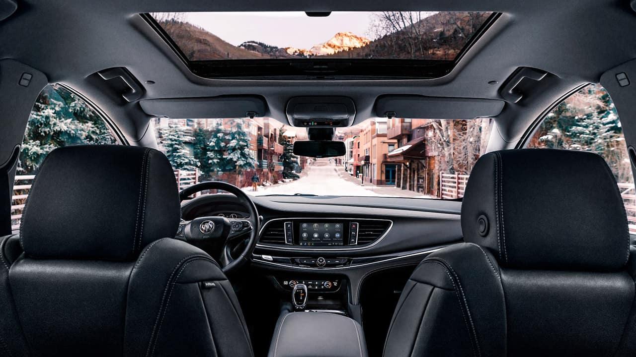2020 Buick Enclave Interior