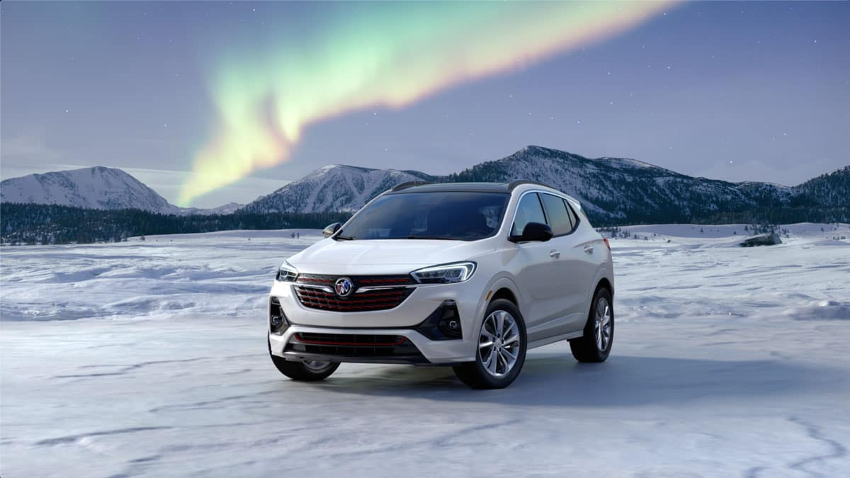 2021 buick encore gx northern lights