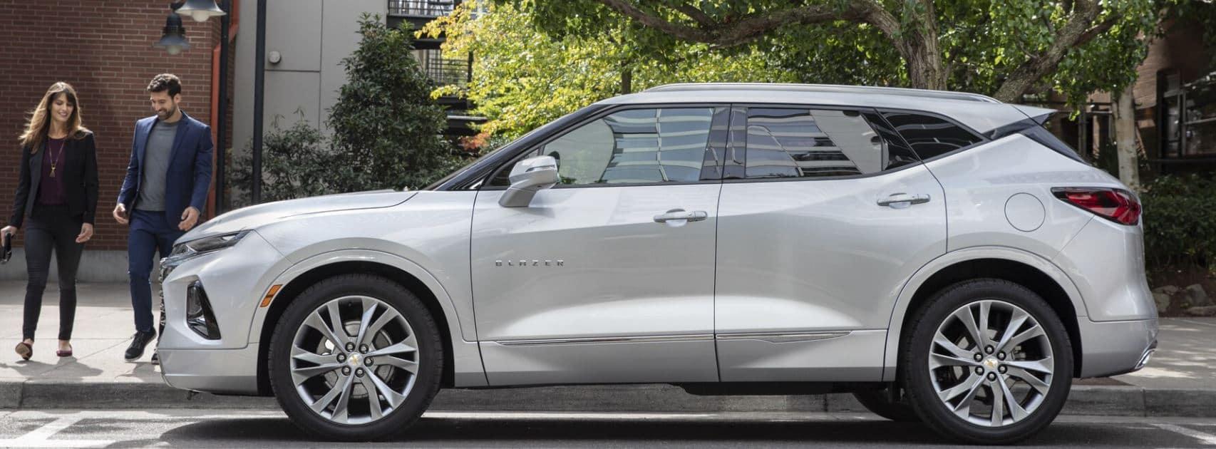 2020 Chevy Blazer Exterior