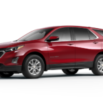 Red 2020 Chevy Equinox