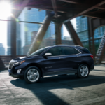 chevy equinox test drive