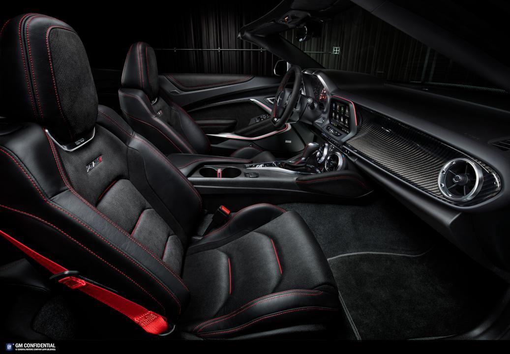 2021-Chevy-Camaro-Interior