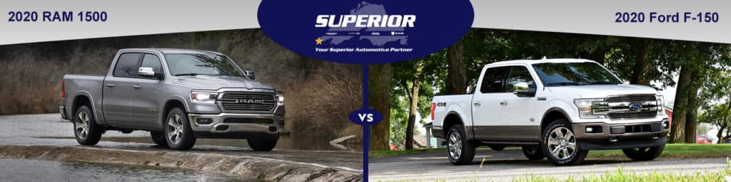 Ram Trucks >> Compare Our Ram Trucks To The Competition Superior