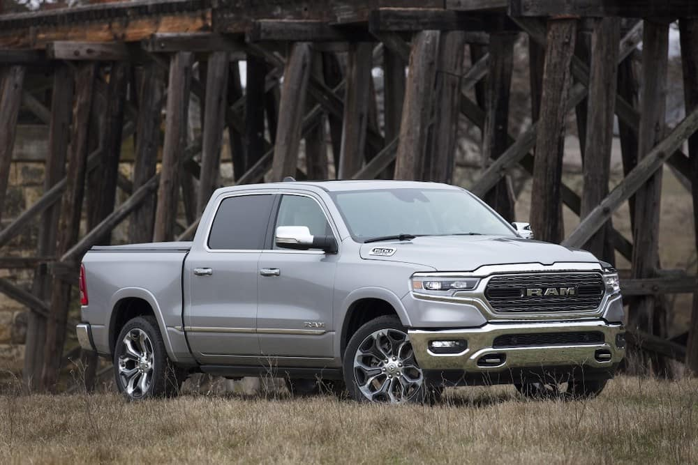 2020 Ram 1500 Limited EcoDiesel
