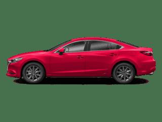 2018 Mazda6 model
