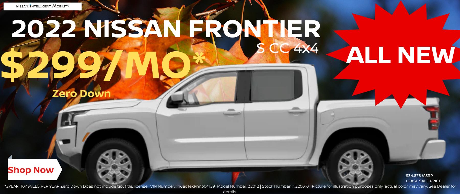 2022 Frontier Sept 2021