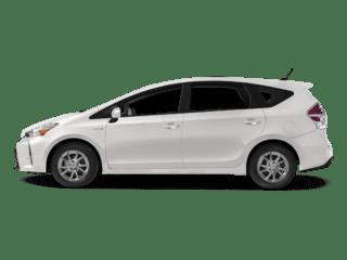 2017 Prius-v model