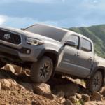 2019 Toyota Tacoma lease specials near Warwick RI
