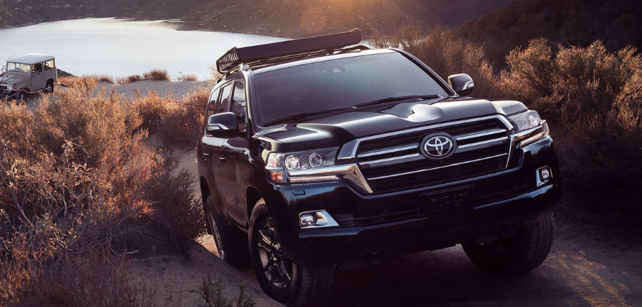 Future 2020 Toyota Land Cruiser Heritage Edition - North Kingstown RI