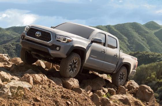 Research 2019 Toyota Tacoma near North Kingstown Rhode Island