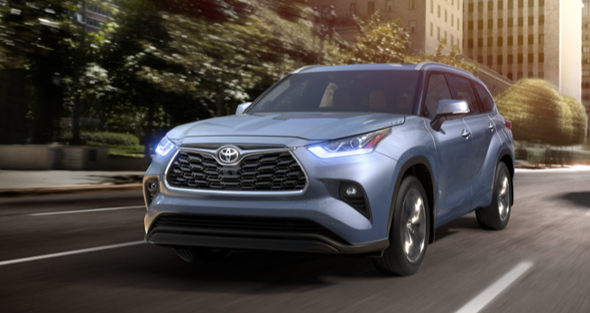 2020 Toyota Highlander News near Warwick RI
