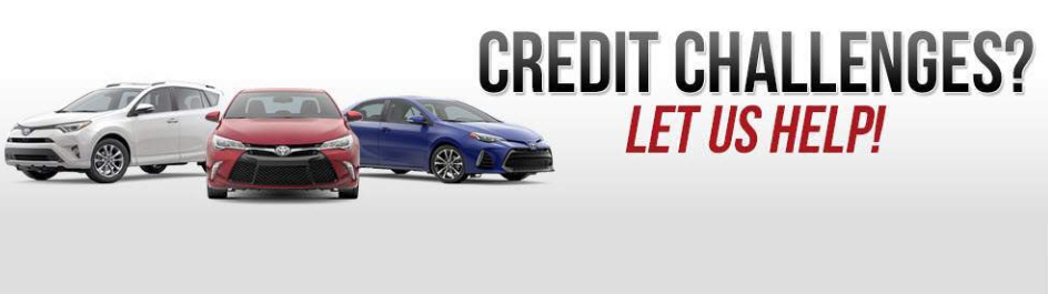 No Credit Financing for a Toyota near Warwick RI