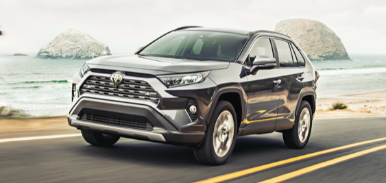 2019 Toyota RAV4 for sale near Warwick RI