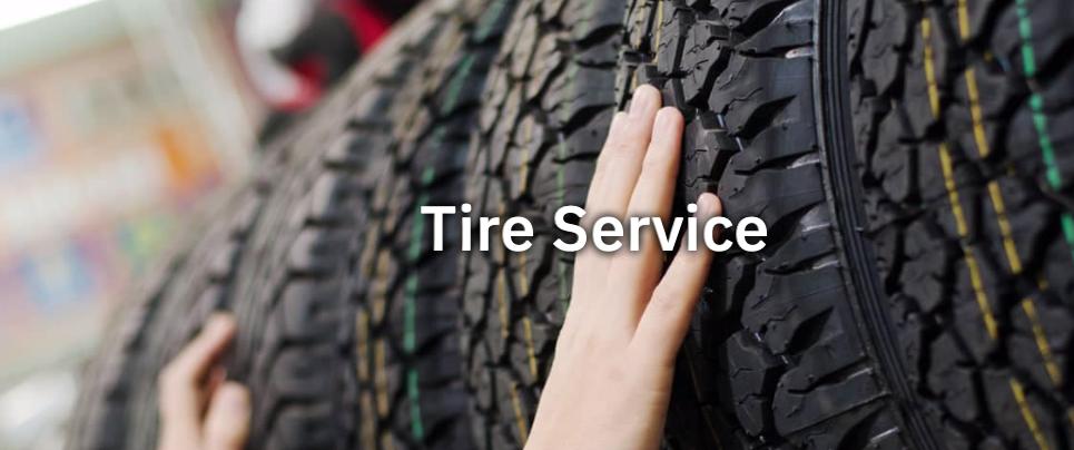 Tire Service near Warwick RI