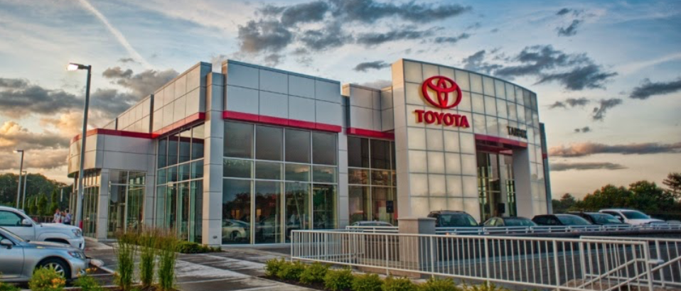 Toyota dealership near North Attleborough MA