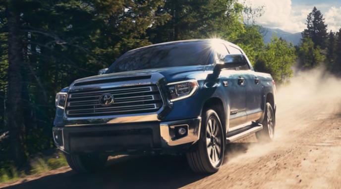 2020 Toyota Tundra quotes near Providence RI