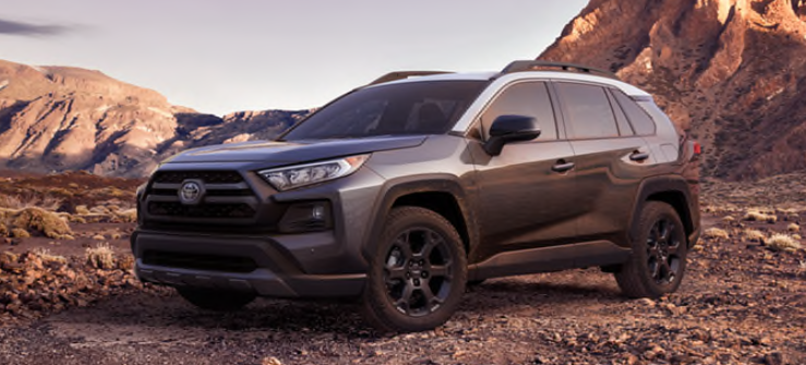 Ask about the 2020 Toyota RAV4 TRD Off-Road