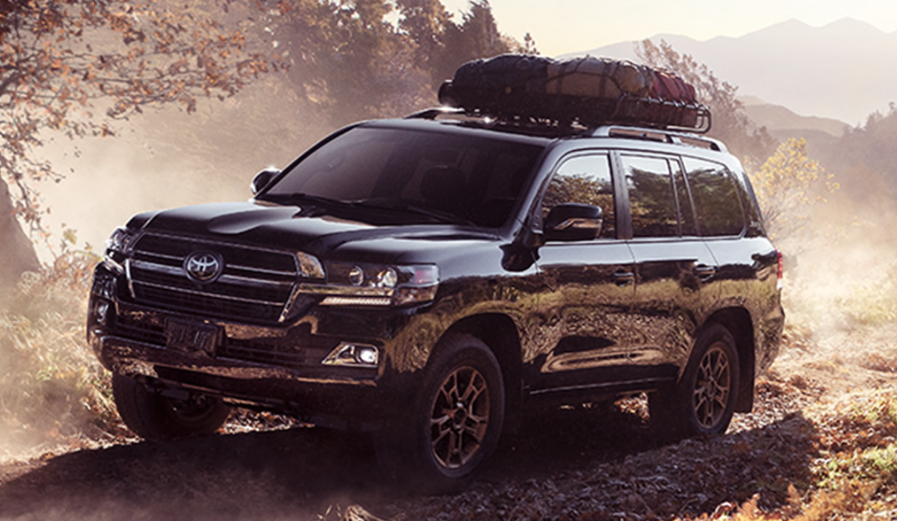 Contact Tarbox Toyota about the 2020 Toyota Land Cruiser