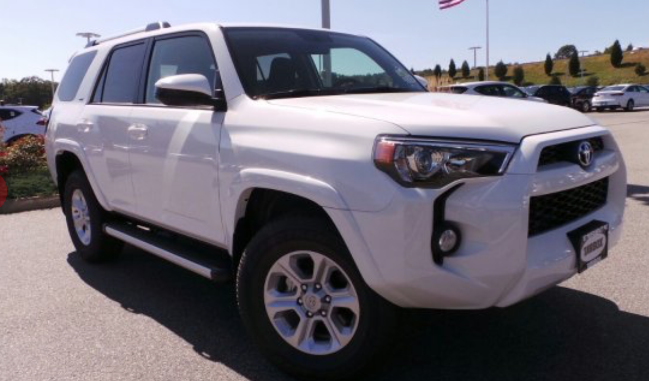 Test Drive the 2020 Toyota 4Runner in Warwick Rhode Island