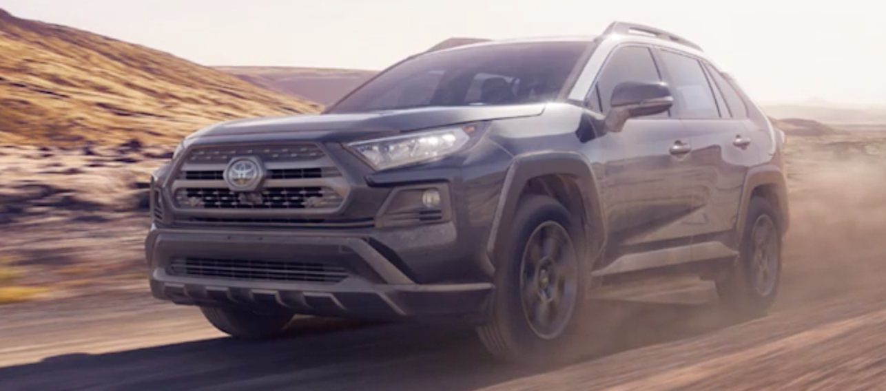 Ask Tarbox Toyota about the all-new 2020 Toyota RAV$ TRD Off-Road