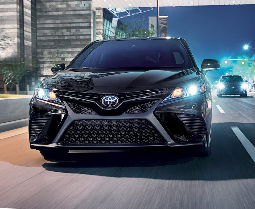 SPECIAL New 2019 Toyota Camry LE