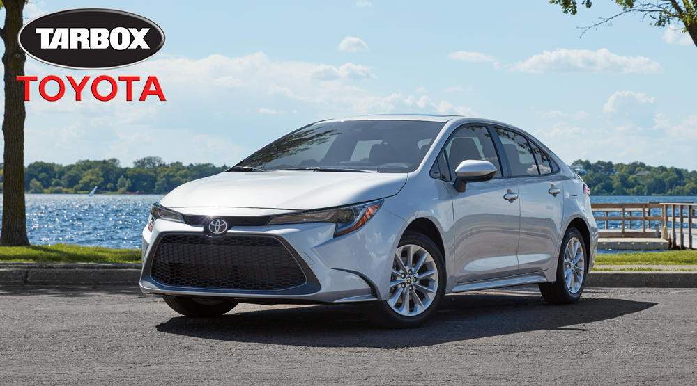 SPECIAL New 2021 Toyota Corolla LE
