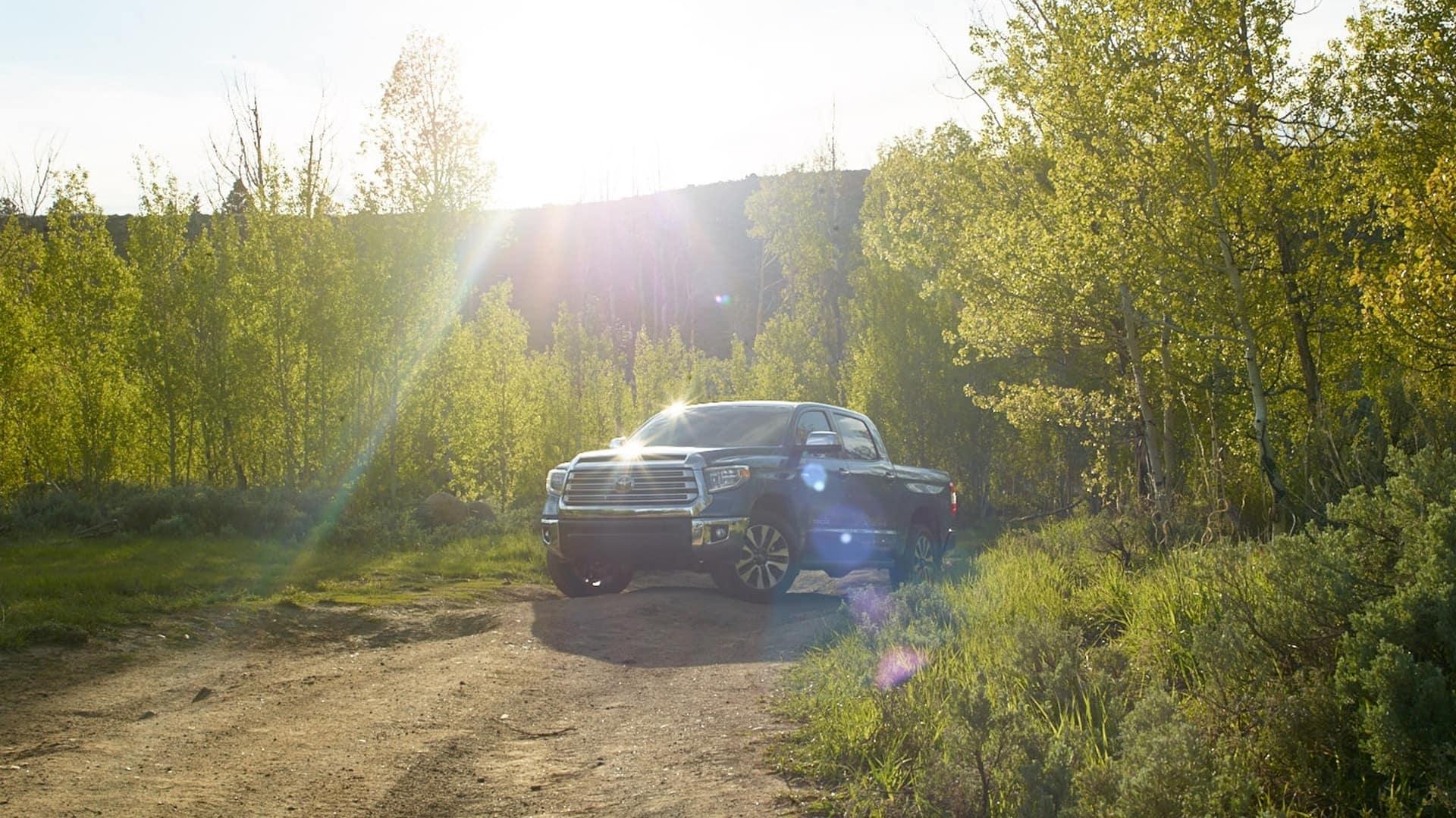 Test drive the 2020 Toyota Tundra near Warwick RI