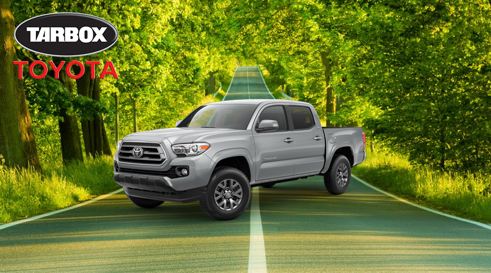SPECIAL New 2020 Toyota Tacoma Double Cab SR5 4X4 Auto
