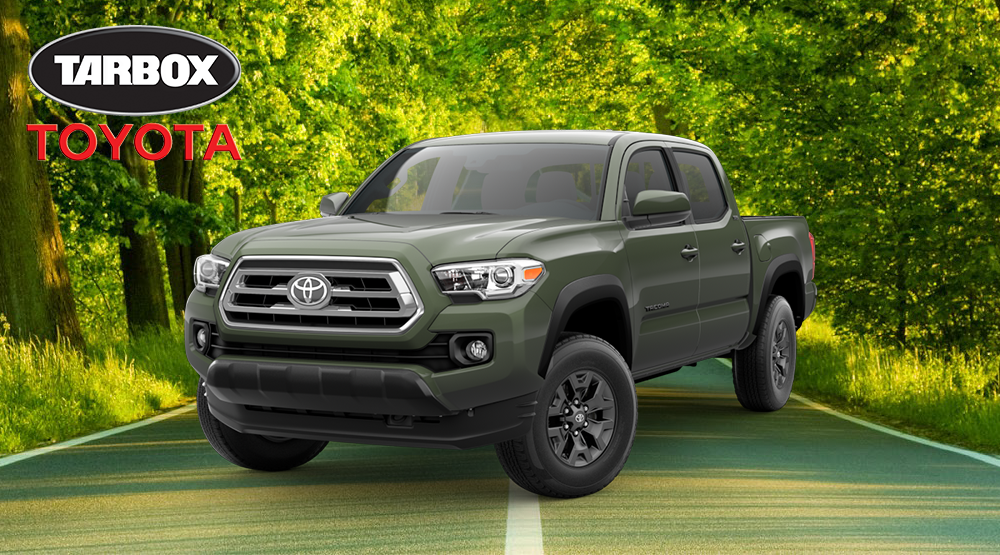 SPECIAL New 2021 Toyota Tacoma Double Cab SR5 4X4 Auto