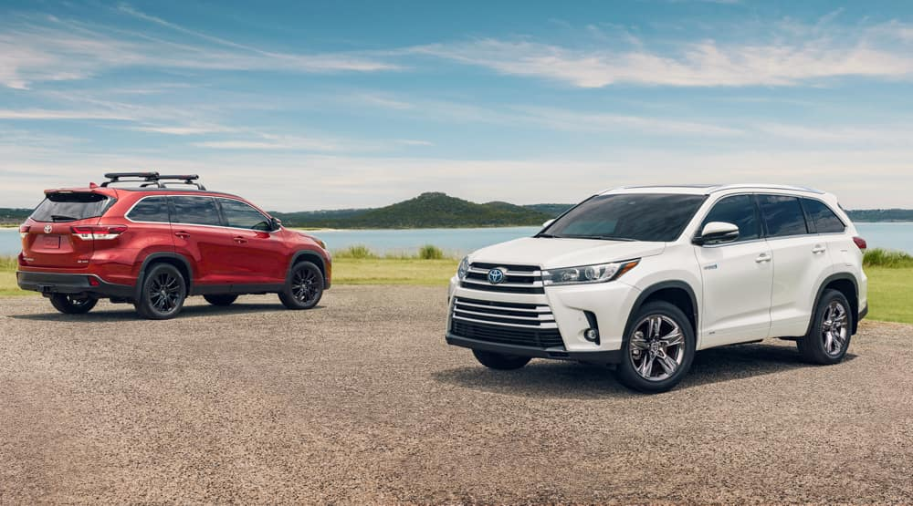 SPECIAL New 2019 Toyota Highlander LE AWD