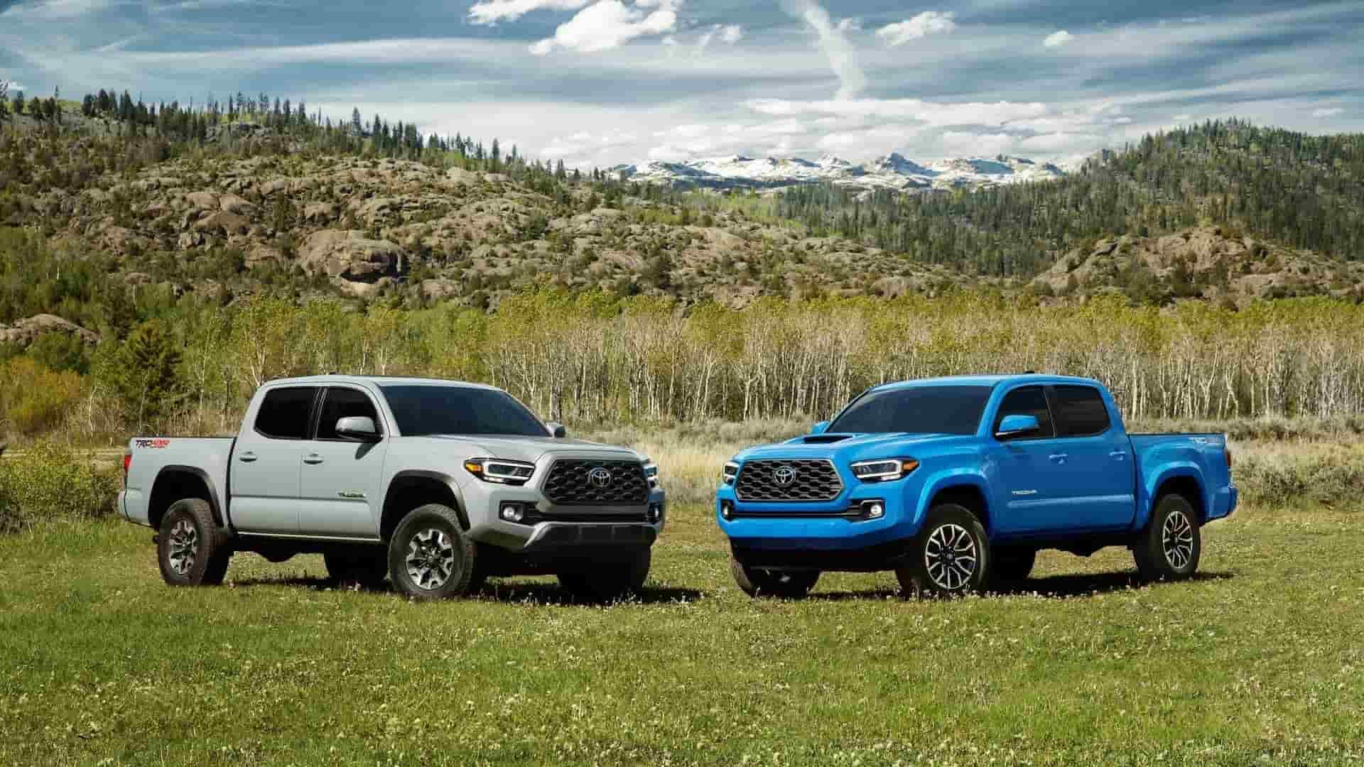 Lease a 2020 Toyota Tacoma near Westerly RI