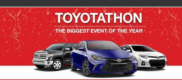 Don't Miss Toyotathon near Warwick RI