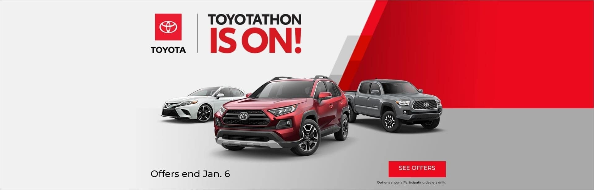 Toyotathon is On in North Kingstown RI