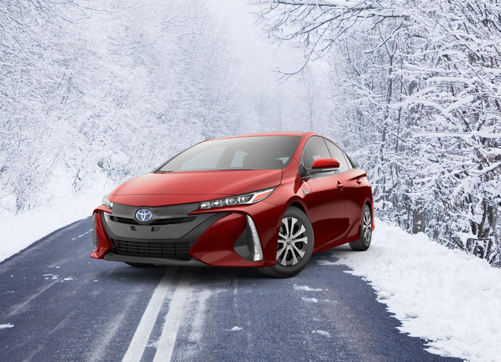 SPECIAL New 2020 Toyota Prius Prime LE