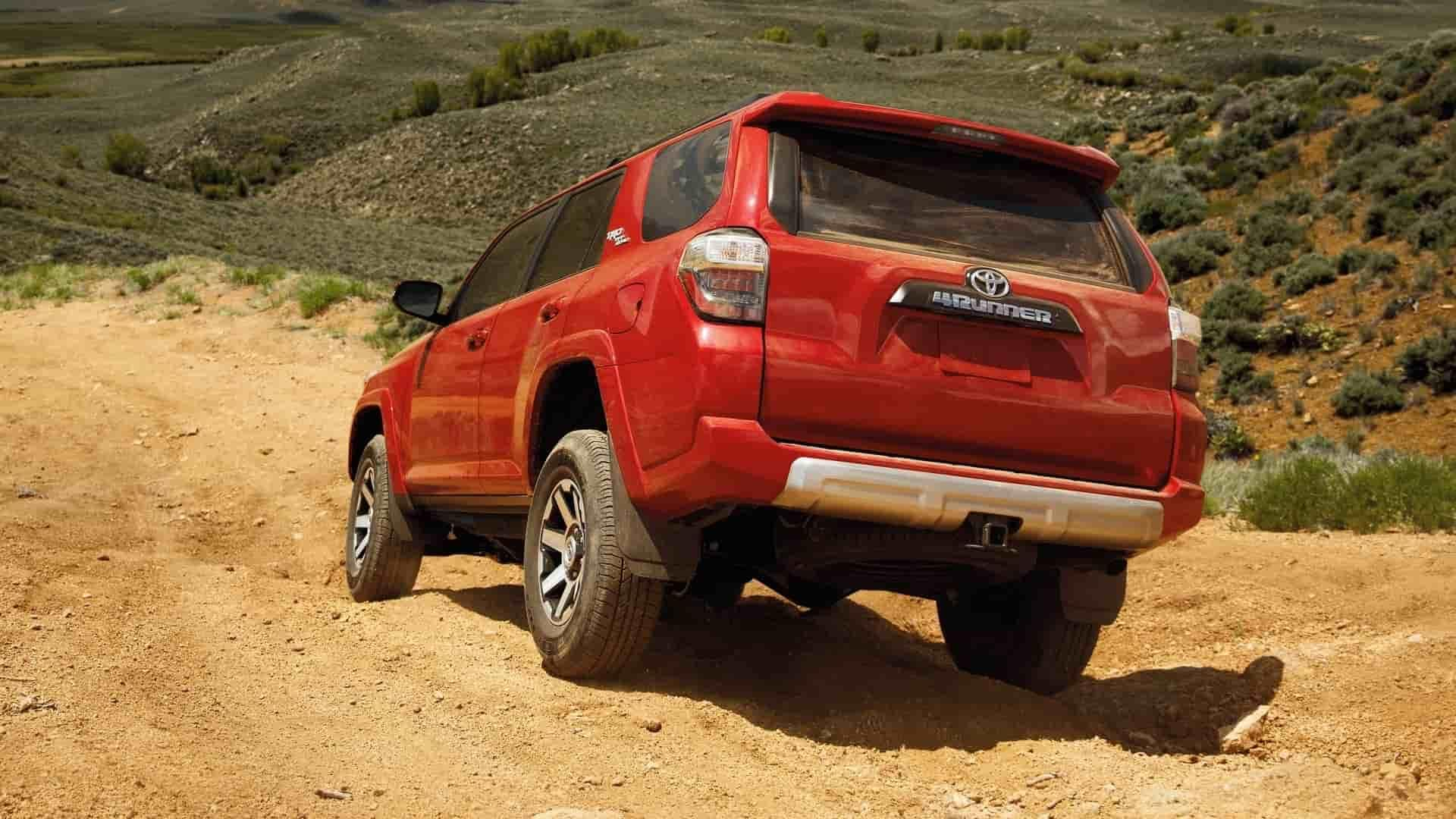 Learn about the 2020 Toyota 4Runner near Swansea MA