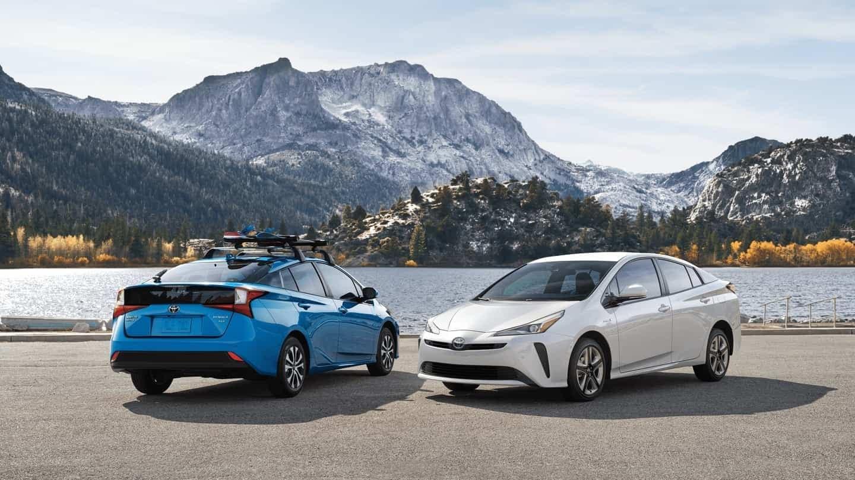 Where are 2020 Toyota Prius specials near me Swansea MA