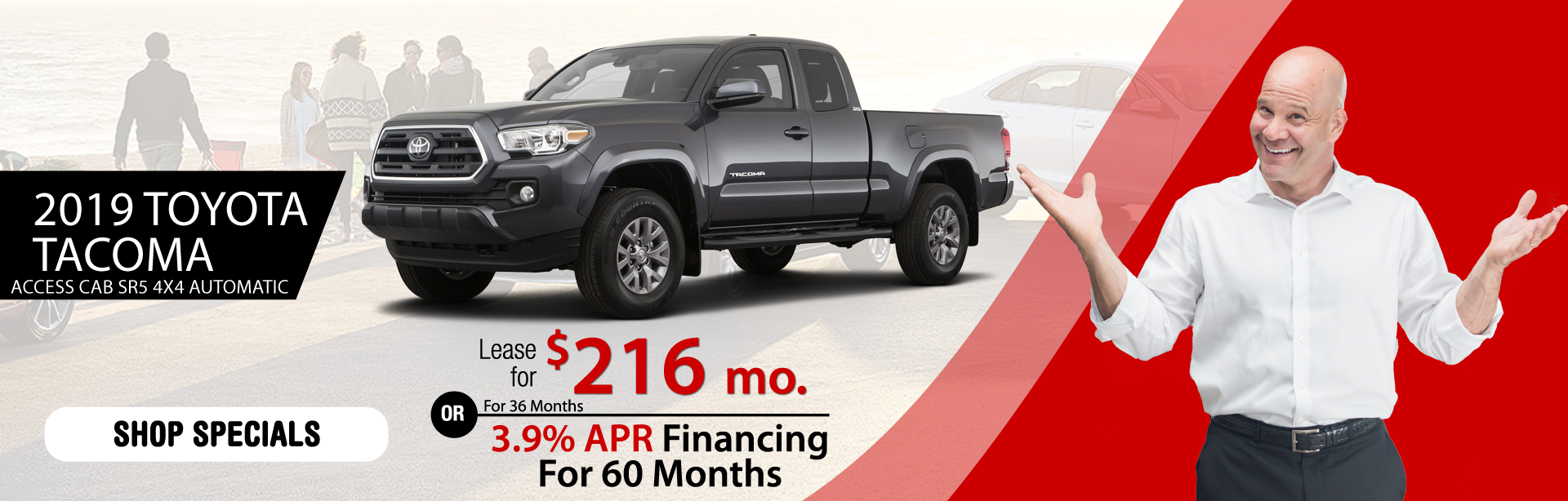 Toyota Tacoma Special in North Kingstown, Rhode Island