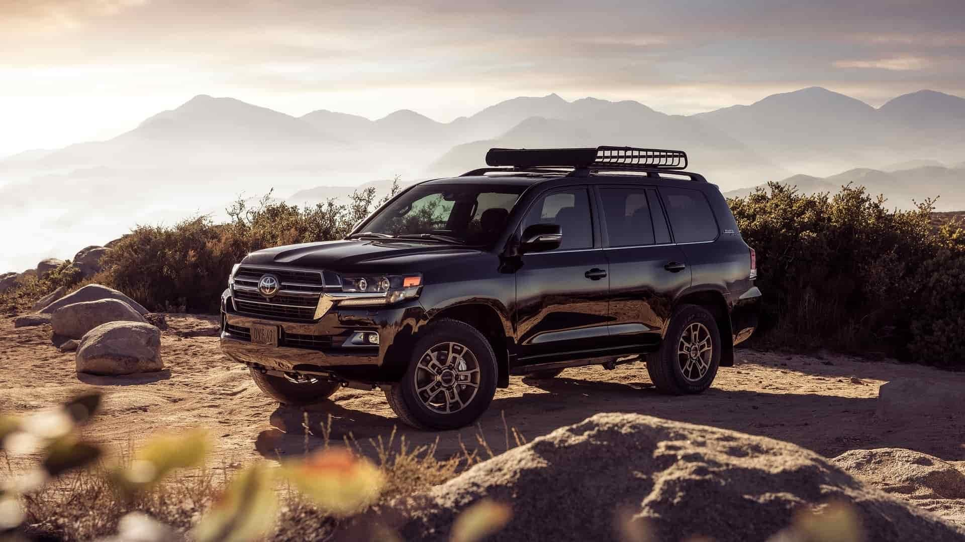 What's new with the 2020 Toyota Land Cruiser near Swansea MA