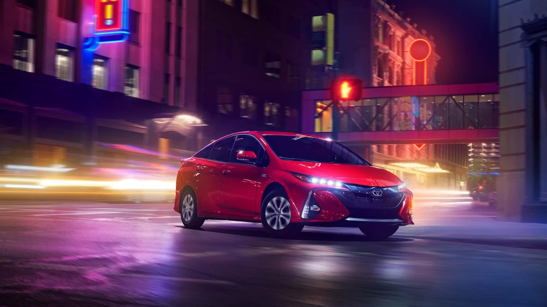 What's new with the 2020 Toyota Prius Prime near Newport RI