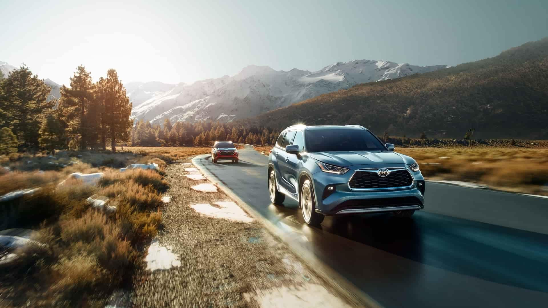 Get to Know the 2020 Toyota Highlander Near Swansea MA