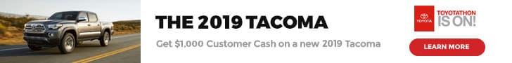 tacoma 2019