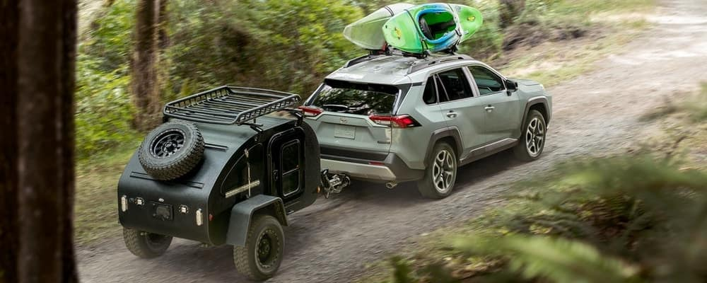 How Much Can a RAV4 Tow?