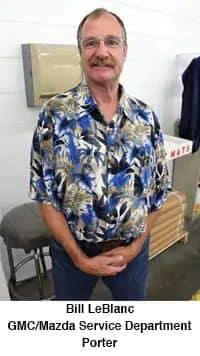 Bill LeBlanc