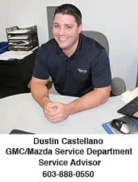 Dustin Castellano