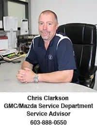 Chris Clarkson